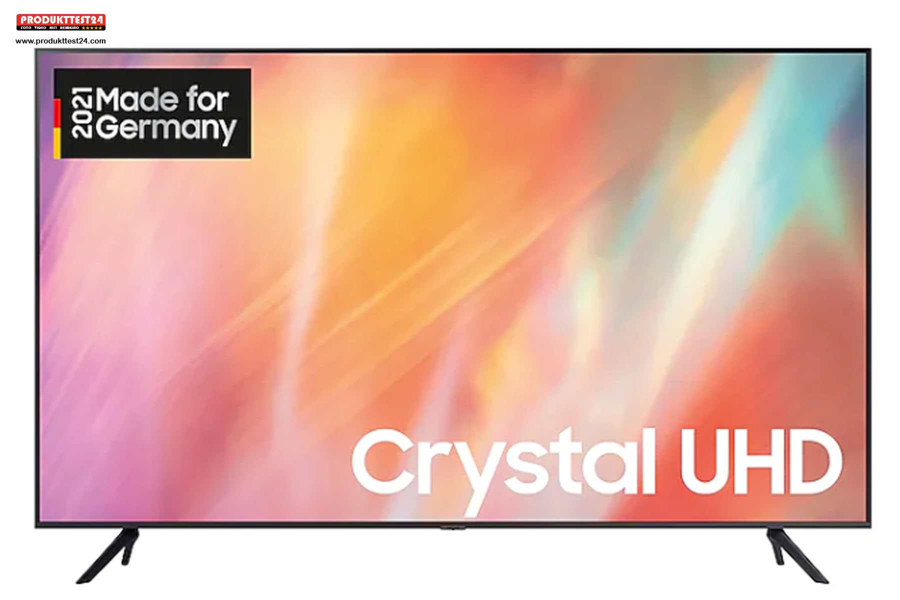 55 Zoll Bilddiagonale, Tizen 6.0 SmartTV, Sprachsteuerung und Triple Tuner