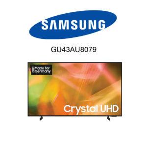 Samsung GU43AU8079 im Test