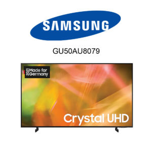 Samsung GU50AU8079 im Test