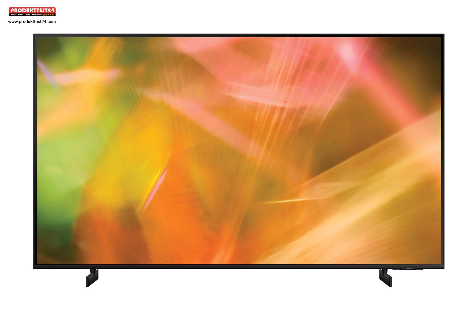 Der Samsung GU85AU8079 ist einer der günstigsten Fernseher in dieser Größe