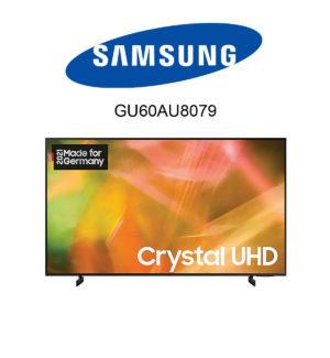 Der Samsung GU60AU8079UXZG im Test