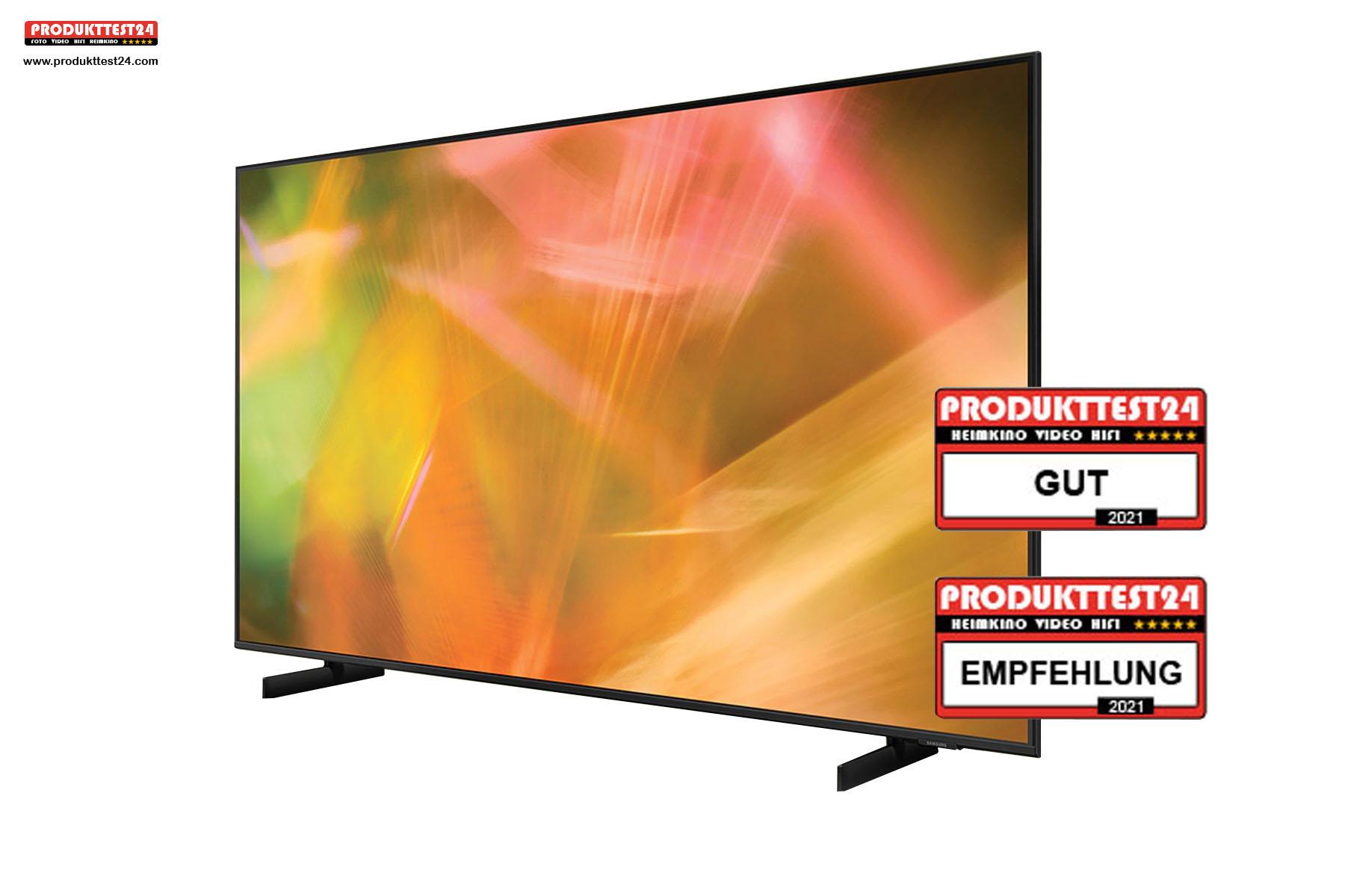 60 Zoll 4K-Fernseher von Samsung - GQ60AU8079