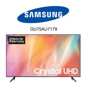 75 Zoll Samsung GU75AU7179 im Test