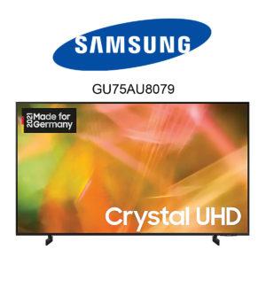 Samsung GU75AU8079UXZG im Test