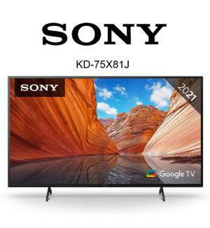 Sony KD-75X81J im Test