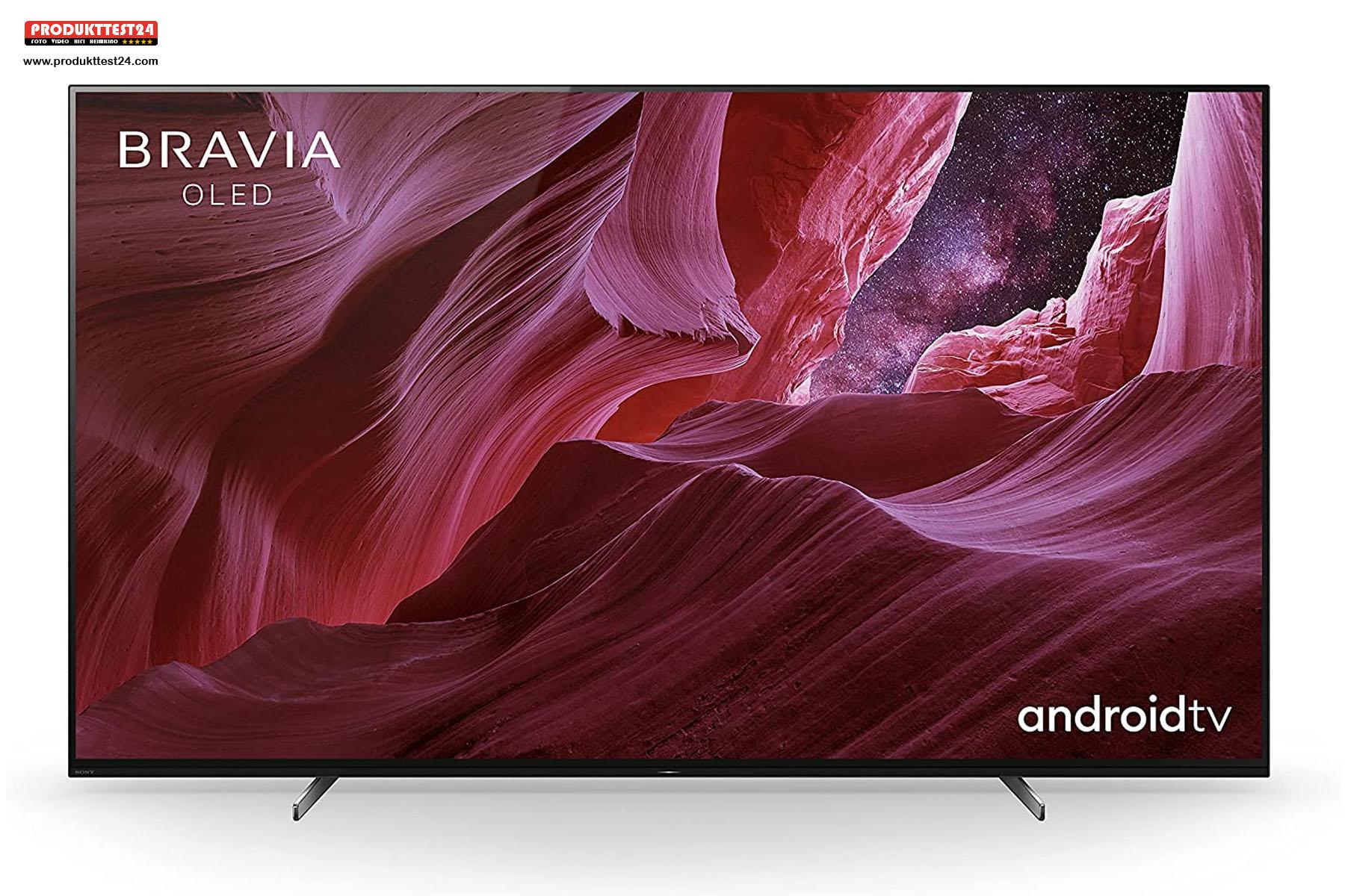 65 Zoll OLED 4K-Fernseher mit 100 Hz