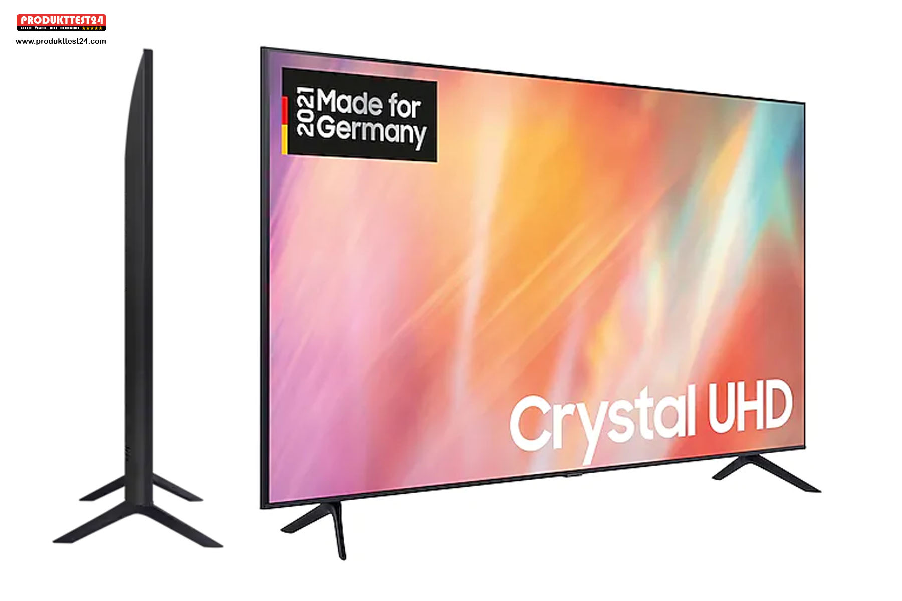 Riesiges 85 Zoll Display mit HDR10+