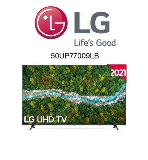 LG 50UP77009LB im Test