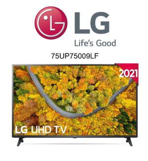 LG 75UP75009LF im Test