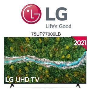 LG 75UP77009LB im Test