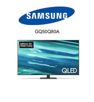 Samsung GQ50Q80A im Test
