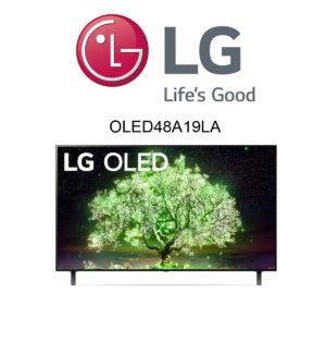 LG OLED48A19LA - OLED 4K-Fernseher im Test