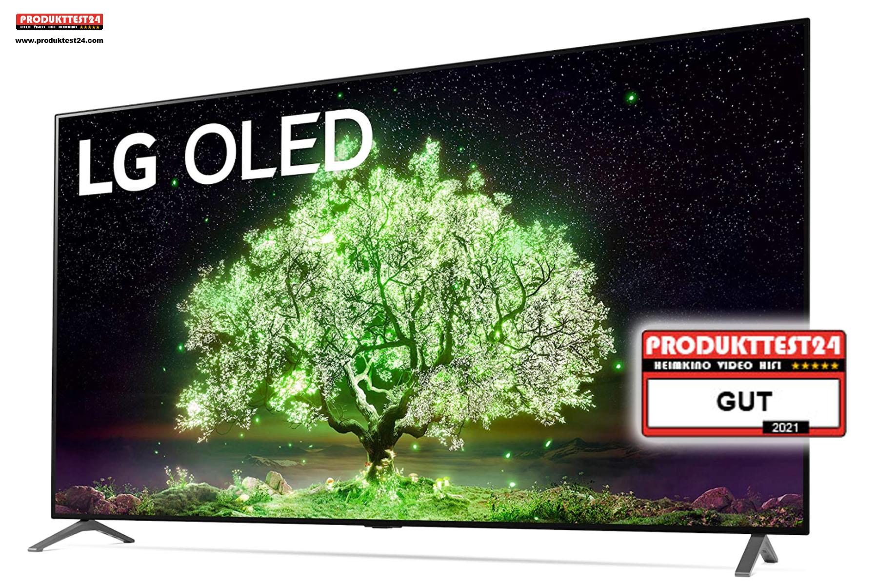 Der Schnäppchen OLED-Fernseher - LG OLED A1 von 2021
