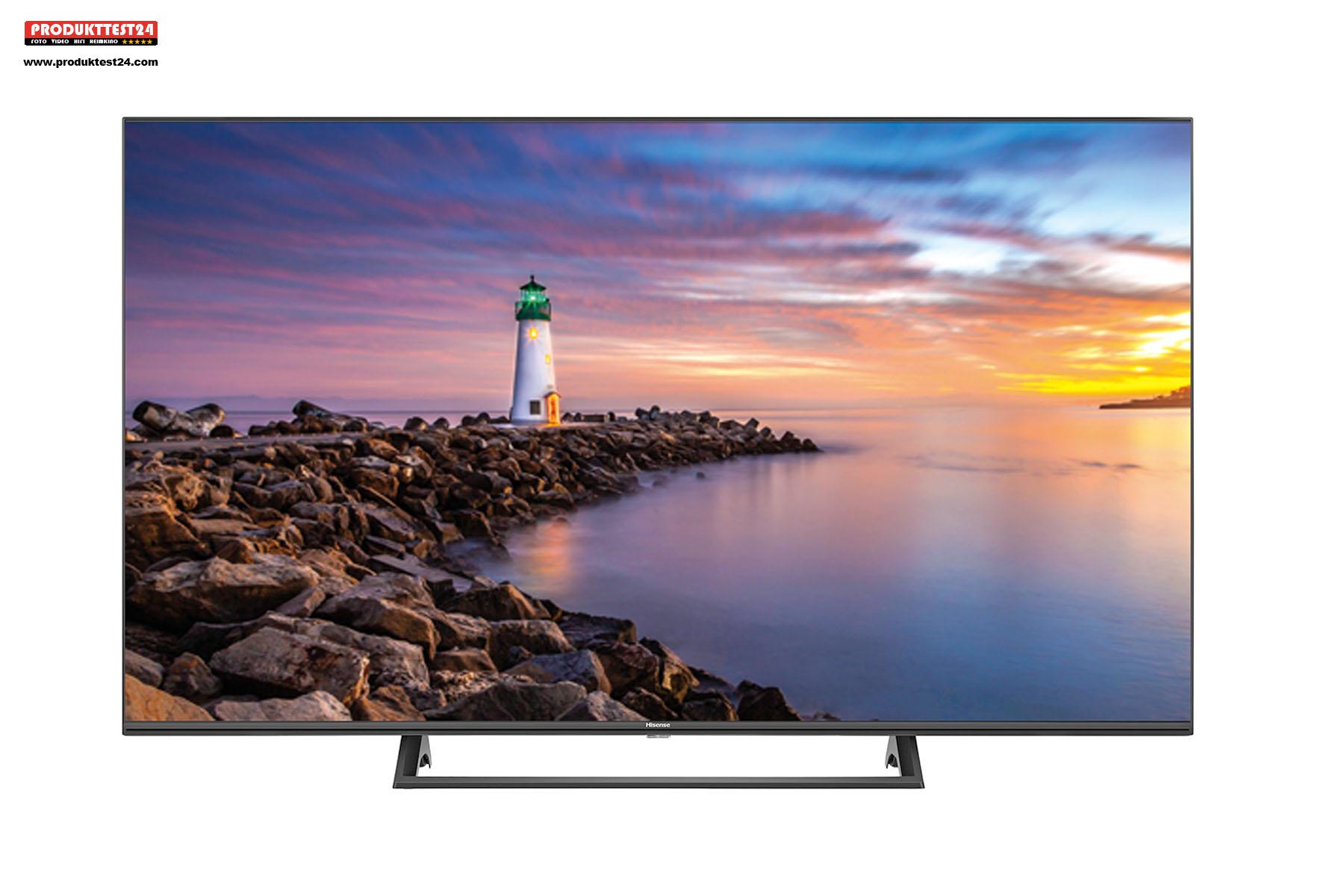 Der günstige 55 Zoll 4K-Fernseher von Hisense kann HDR10+