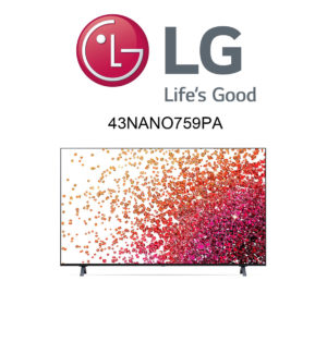 LG 43NANO759PA im Test