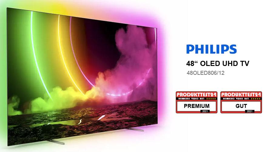 Philips 48OLED806/12 im Test