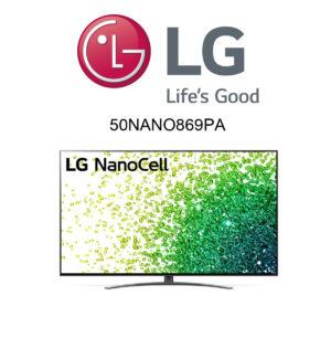 LG 50NANO869PA im Test