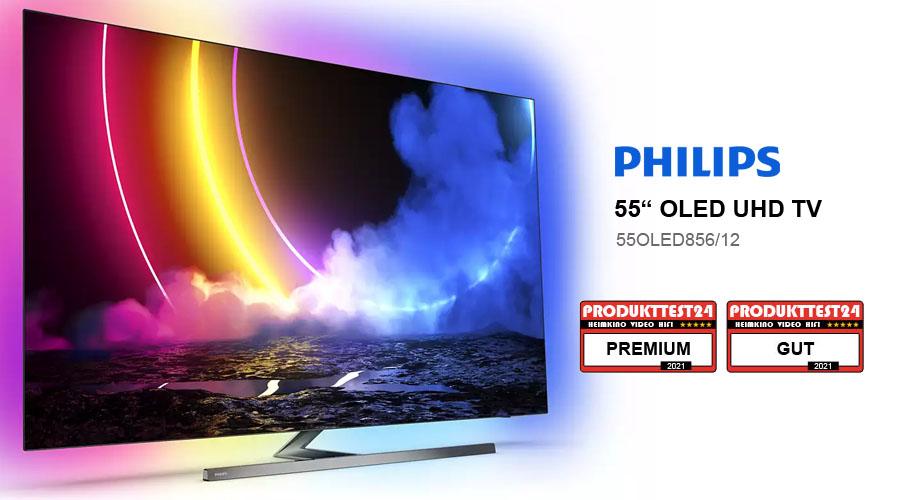 Philips 55OLED856/12 im Test