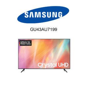 Samsung GU43AU7199UXZG im Test