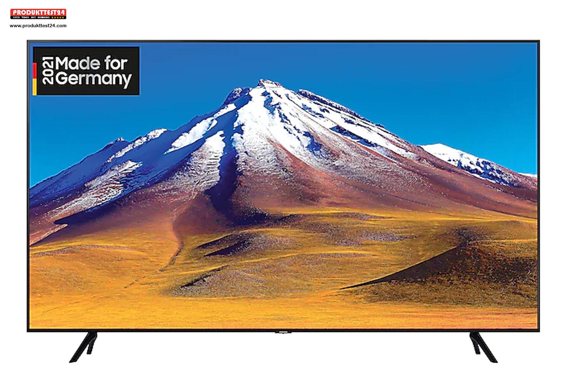 Samsung GU55TU6979 - 55 Zoll Bilddiagonale mit UHD Auflösung