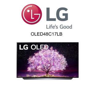 Der LG OLED48C17LB im Test