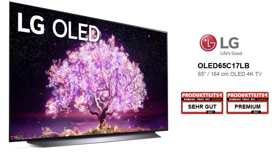 LG OLED65C17LB im Test