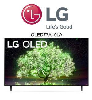 LG OLED77A19LA im Test
