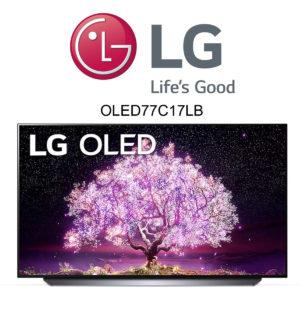 LG OLED77C17LB im Test