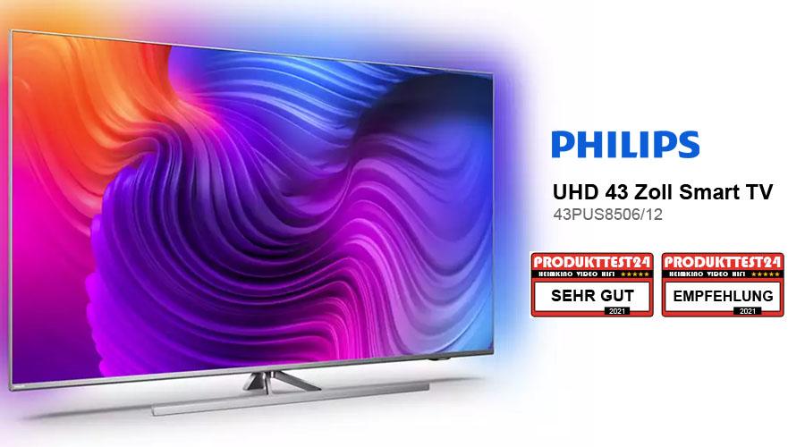 Philips 43PUS8506/12 im Test