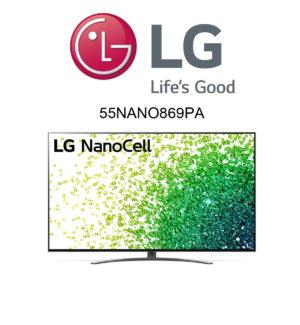 LG 55NANO869PA im Test