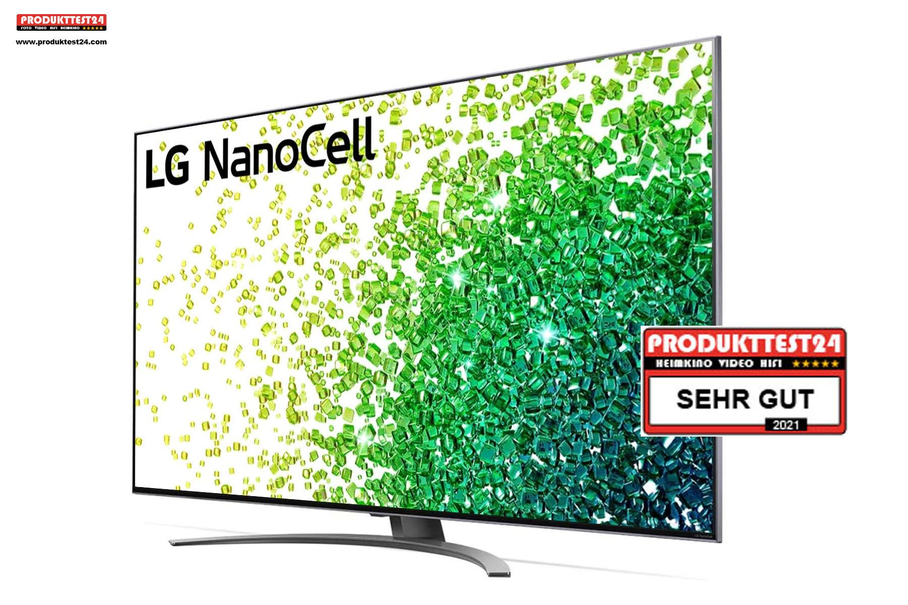 LG 86NANO869PA NanoCell 4K-Fernseher von 2021