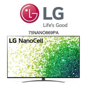 LG 75NANO869PA im Test