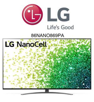 LG 86NANO869PA im Test