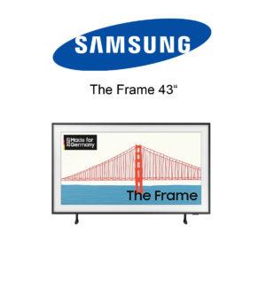 Samsung The Frame GQ43LS03A im Test