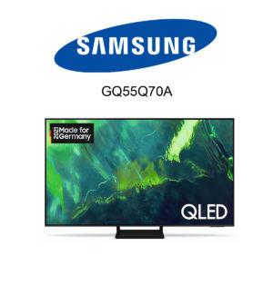 Samsung GQ55Q70A im Test