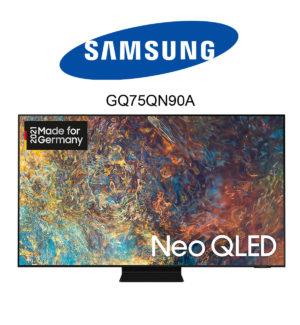 Samsung GQ75QN90A im Test