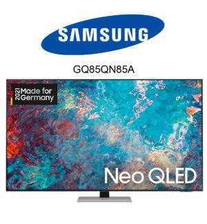 Samsung GQ85QN85A Neo QLED 4K-Fernseher im Test