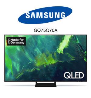 Samsung GQ75Q70A im Test